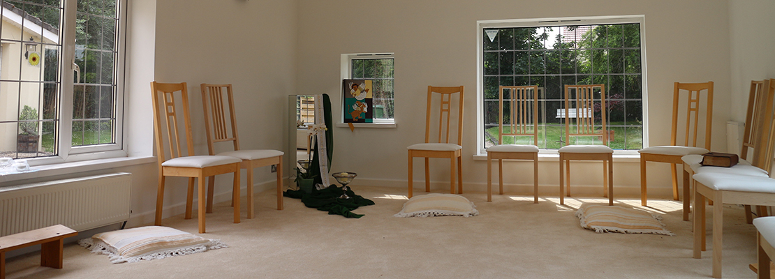 Our Meditation Room